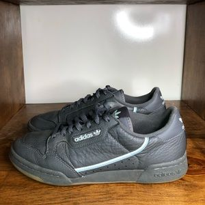 Adidas Continental 80 Grey Five Sneakers 11